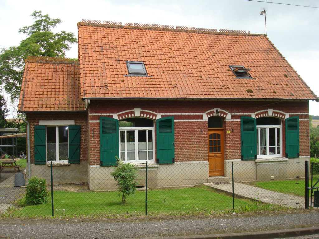 Immobilier albert a vendre vente acheter ach for Acheter une maison de village