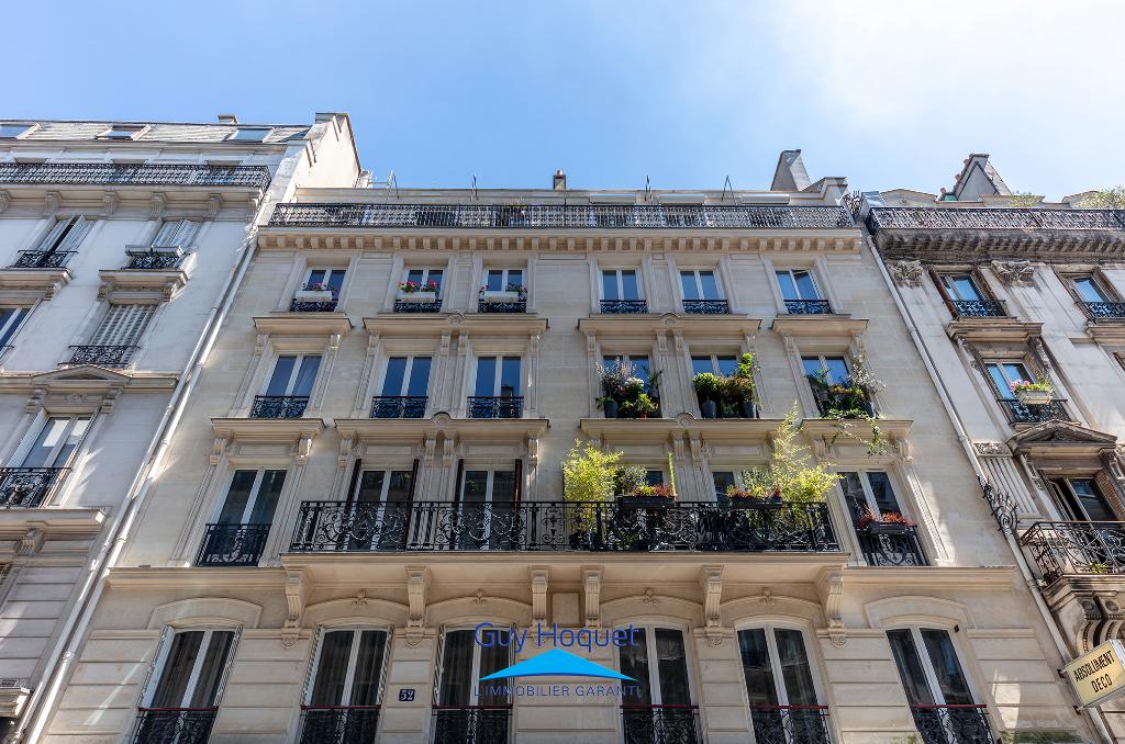 A Louer Appartement 75008 Paris Guyhoquet Paris 17 Batignolles
